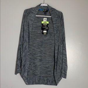 Jamie Sadock NWT Open Cardigan Wing Sleeve Sz XL